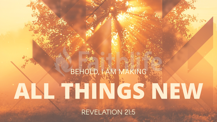 Kingdom of God all things new 16x9 smart media preview