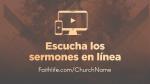 Kingdom of God sermones en línea 16x9 PowerPoint image