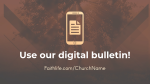 Kingdom of God bulletin 16x9 PowerPoint image