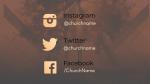 Kingdom of God social media 16x9 PowerPoint image