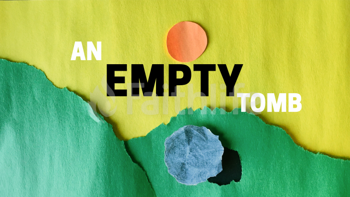 An Empty Tomb large preview