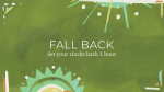 Fall Back Shapes  PowerPoint Photoshop image 3