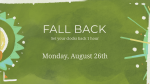Fall Back Shapes  PowerPoint Photoshop image 4