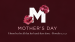 Mother's Day Letter  PowerPoint Photoshop image 4