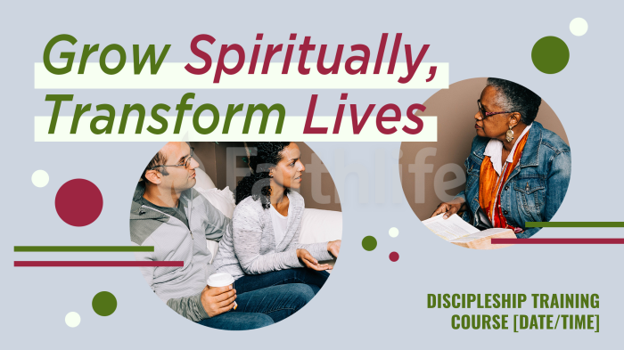 Grow Spiritually Transform Lives large preview