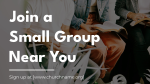 Join A Small Group Near You  PowerPoint image 1