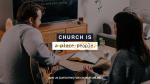 Church Is A People  PowerPoint image 1