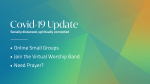Church Name COVID-19 Update  PowerPoint image 3