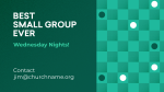 Best Small Group Ever 16x9 80fa5e84 ba6b 47c1 a6d3 1bf9a180c478  PowerPoint image
