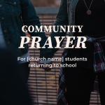 Community Prayer  PowerPoint image 5