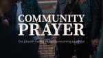 Community Prayer 16x9 477cce26 ef1d 4d7a b27d d2c8a72a78b4  PowerPoint image