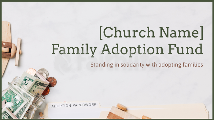 Family Adoption Fund large preview