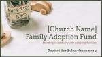 Family Adoption Fund  PowerPoint image 2