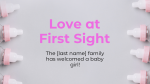 Love At First Sight  PowerPoint image 1