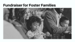Fundraiser for Foster Families  PowerPoint image 1