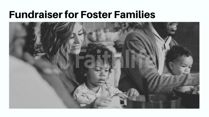 Fundraiser for Foster Families large preview