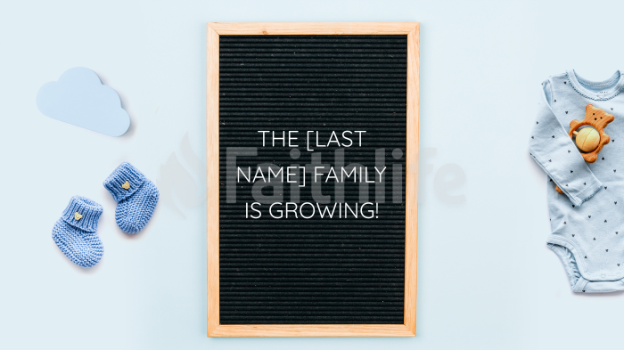 The Family Is Growing! large preview