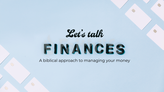 Let's Talk Finances large preview