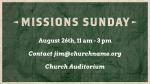 Missions Sunday Map 16x9 fa37d7df 9b25 404d 918e cb82dc7ce4b1  PowerPoint image