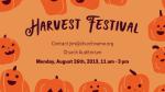 Harvest Festival Pumkin  PowerPoint image 4