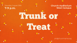 Trunk Or Treat Corn  PowerPoint image 3