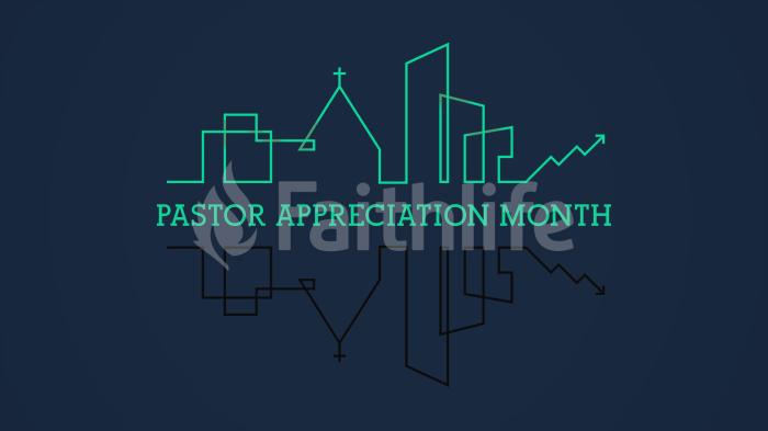 Pastor Appreciation Month City large preview