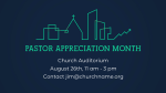 Pastor Appreciation Month City  PowerPoint image 2