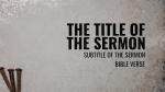 Reformation Sunday Cross  PowerPoint image 6