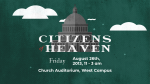 Citizens of Heaven  PowerPoint image 4
