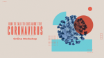 How to Talk to the Kids About Coronavirus  PowerPoint image 1