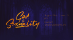 God & Sexuality  PowerPoint image 4