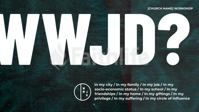WWJD large preview