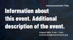 WWJD  PowerPoint image 2