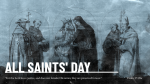 All Saints' Day Cardinal  PowerPoint image 1