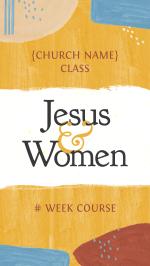 Jesus & Women Social Shares  image 2