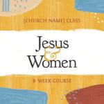 Jesus & Women Social Shares  image 1