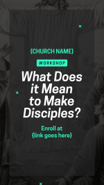 Make Disciples Social Shares  image 2