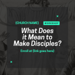 Make Disciples Social Shares  image 1