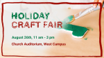 Holiday Craft Fair  PowerPoint image 3