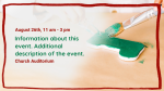Holiday Craft Fair  PowerPoint image 4
