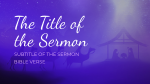The Christmas Story Lights  PowerPoint image 7