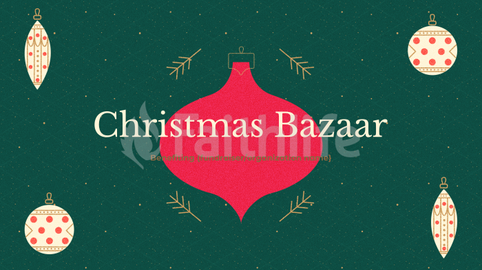 Christmas Bazaar large preview