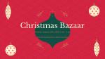 Christmas Bazaar  PowerPoint image 2