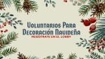 Christmas Decor Volunteers Needed  PowerPoint image 4