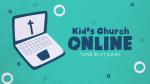 Kids Church Online  PowerPoint image 1