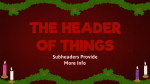 Advent Texture  PowerPoint image 6
