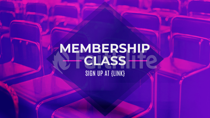 Membership Class large preview