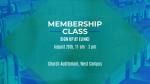 Membership Class  PowerPoint image 4