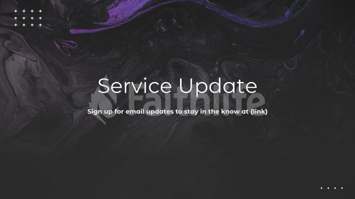 Service Update Marble large preview