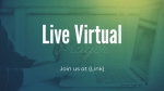 Live Virtual Prayer  PowerPoint image 1